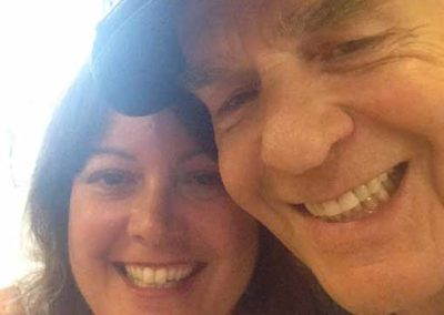 with Dr. Wayne Dyer, August 2015